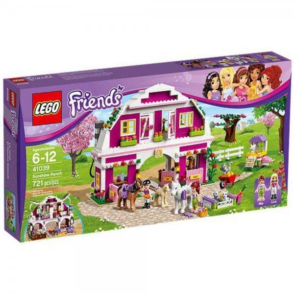 Lego 41039 Friends Sunshine Ranch Großer Bauernhof