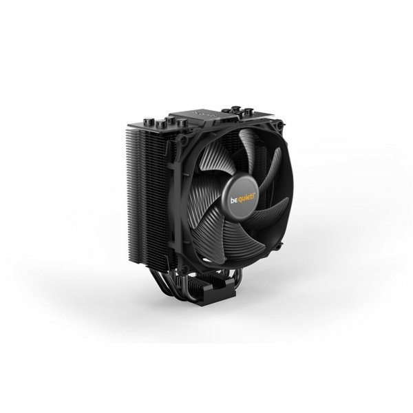 be quiet! Dark Rock Slim CPU-Kühler BK024 180W TDP mit Silent Wings 3 120mm PWM Lüfter
