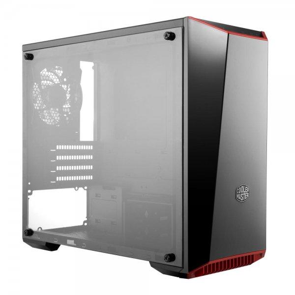 Cooler Master | MasterBox Lite 3.1 Mini Tower austauschbare Zierleisten Seitenfenster