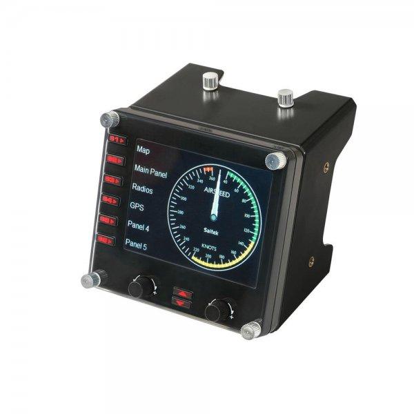 Logitech G Saitek Pro Flight Instrument Panel USB WW