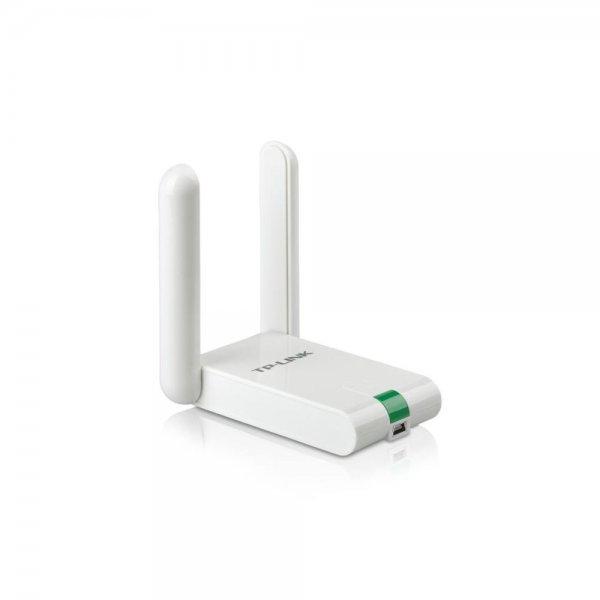 TP-Link TL-WN822N WLAN USB Adapter (High-Gain, 300Mbit/s, ext. Antennen)