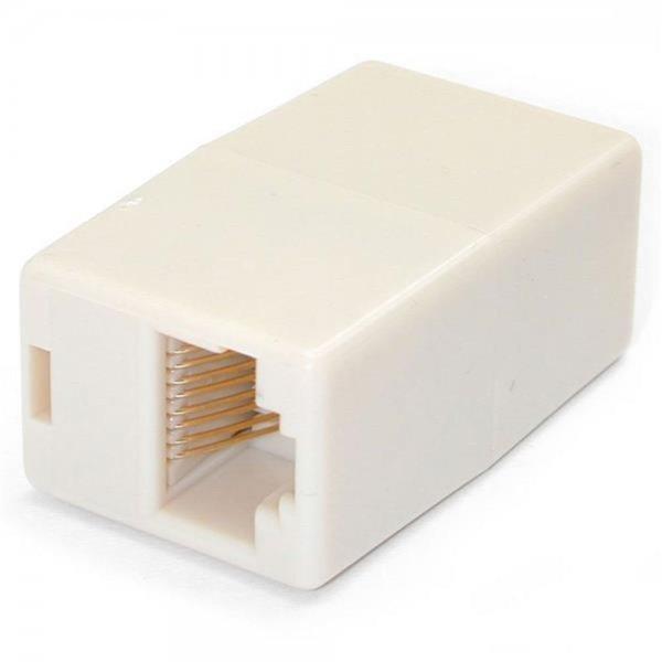 StarTech.com Cat5e RJ45 Modular Inline Verbinder Netzwerkdose