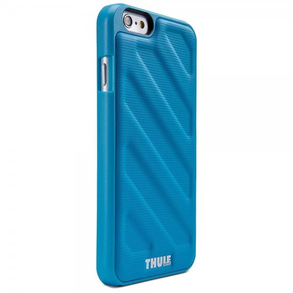 Thule TGIE2125B Gauntlet 1.0 Schutzhülle Case Cover Etui für iPhone 6+ Blau