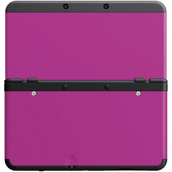 Nintendo New 3DS Cover 019 pink