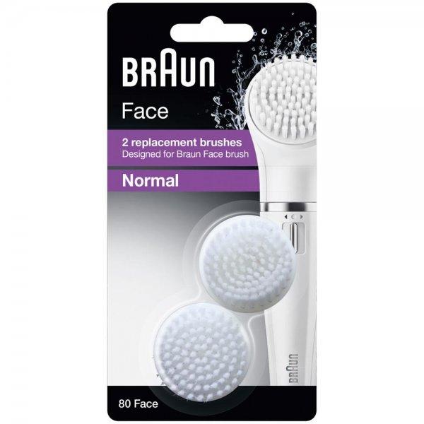Braun FACE Silk-epil 80