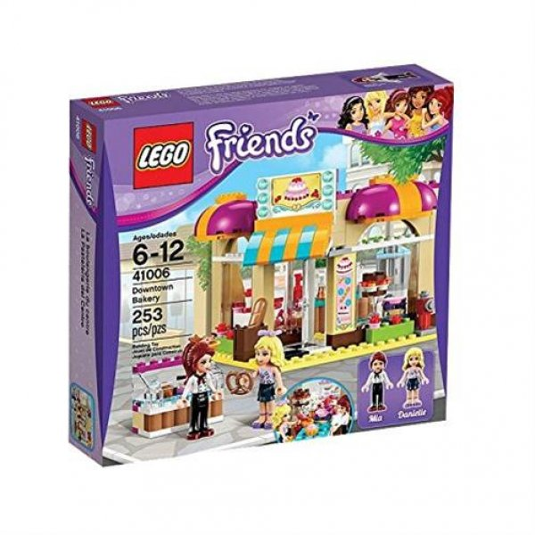 Lego Friends 41006 - Heartlake Bäckerei