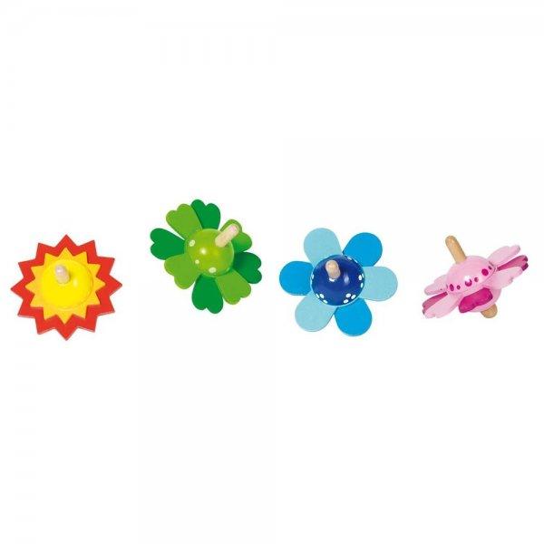 goki 62954 - Kreiselsortiment Blütenzauber
