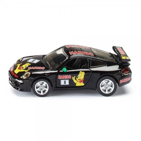 Siku 1456 - Cup-Race-Porsche 911, Maßstab 1:50 Modellauto Spielzeugmodell Neu