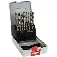 Bosch Professional 19tlg. ProBox Metallbohrer-Set HSS-G