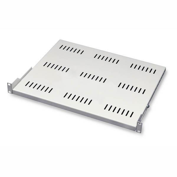 "EFB-Elektronik Rack Einbauboden 44 cm 19"" grau"