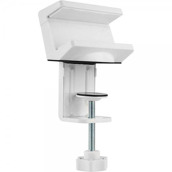 Equip Halter für Steckdosenleiste klemmbar weiß 40-60mm einstellbar