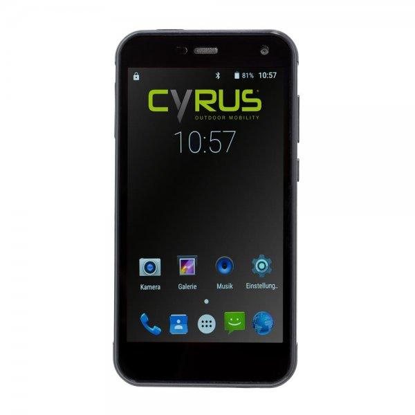 Cyrus Outdoor Smartphone CS28 HipsterLTE Dual Sim 5 Zoll Display 13MP Kamera