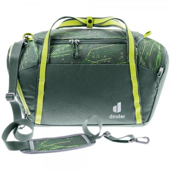 Deuter Sporttasche Hopper ivy laser grün Umhängetasche Schule Freizeit Sport