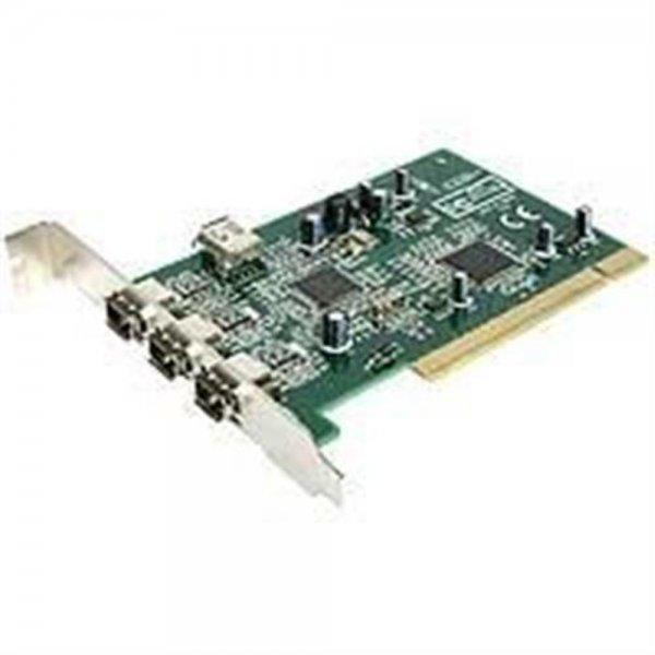 StarTech.com PCI1394MP 4 Port PCI 1394a FireWire PCI Karte 3x ext