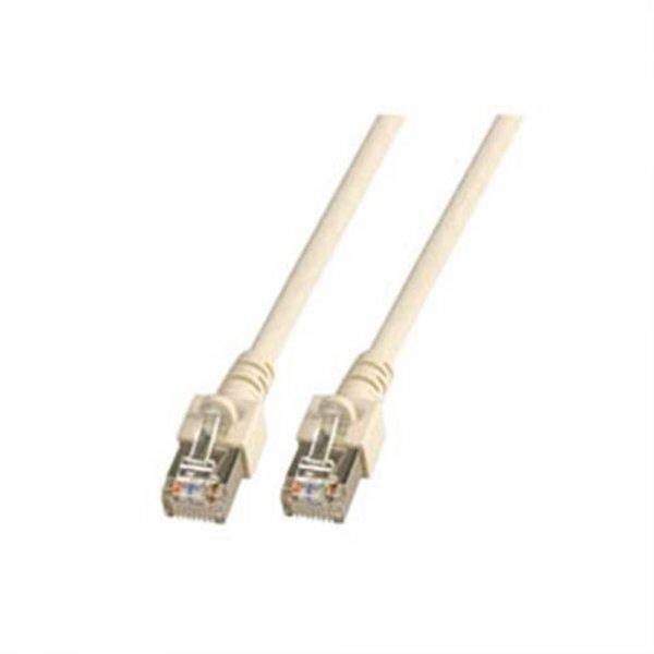 EFB Elektronik Patchkabel FTP 15,0m Cat5e grau