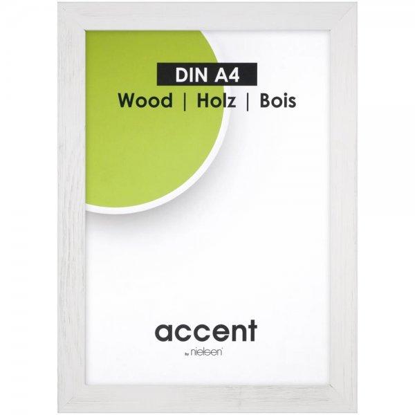 Nielsen Accent Magic 21x29,7 Holz weiß DIN A4 | 9721000