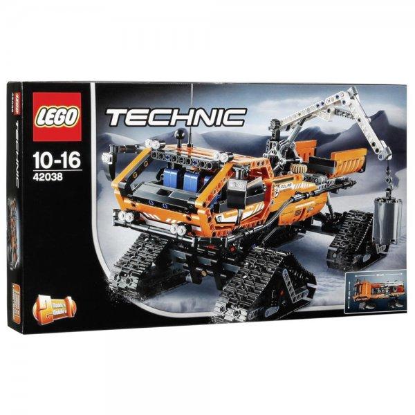 Lego Technic 42038 - Arktis-Kettenfahrzeug 10-16