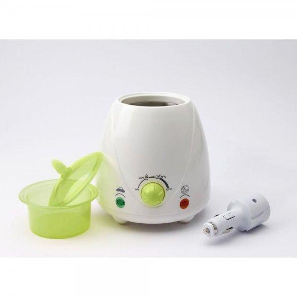 H+H BS 22 Kombi-Babykostwärmer auch Weithalsflaschen mit Kfz-Adapter # 40031