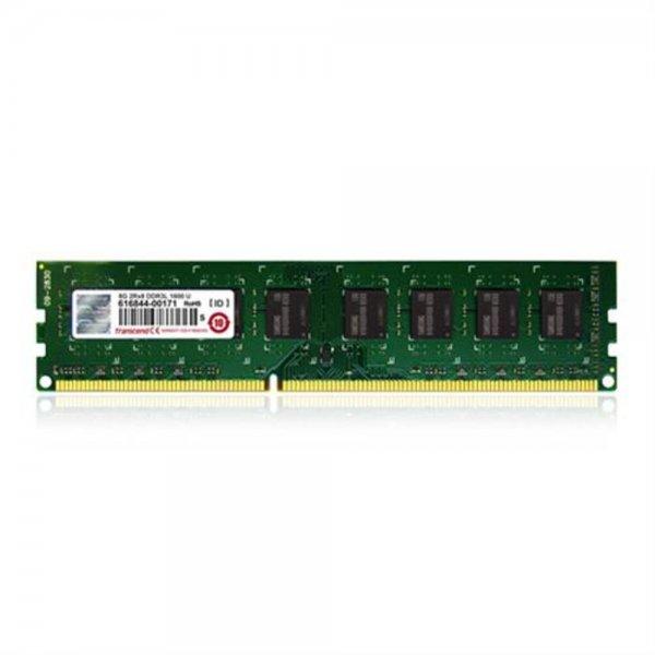 TRANSCEND 2GB DDR3L 1600 U-DIMM 1Rx8
