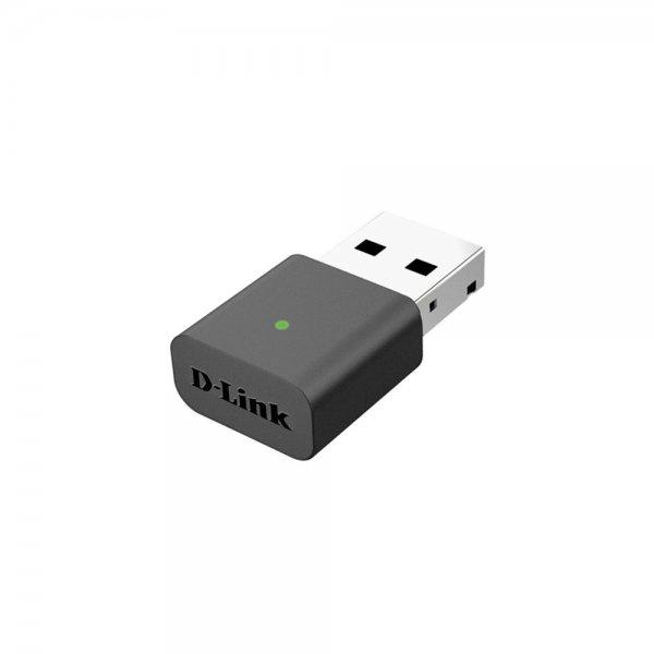 D-Link DWA-131 Wireless N 300 Mbps Nano USB Adapter Stick WLAN 802.11b/g/n
