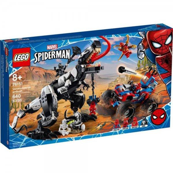 LEGO® Marvel Super Heroes™ 76151 - Hinterhalt des Venomosaurus