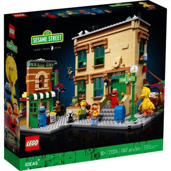 LEGO® Ideas 21324 - 123 Sesame Street