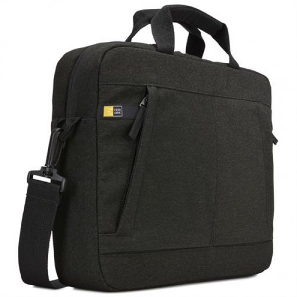 "Case Logic Huxton 13,3"" Laptop Notebook Attaché Tasche Schwarz #HUXA113K"