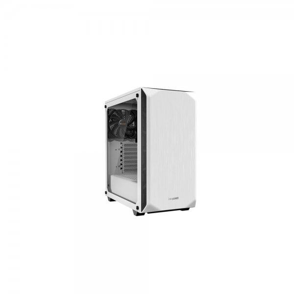 be quiet! PURE BASE 500 | Window White PC Gehäuse Case Tower Fenster Weiß | BGW35