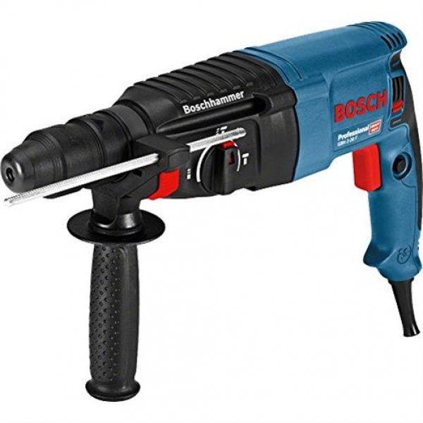 Bosch Professional Bohrhammer GBH 2-26 F 830 Watt Bohrmaschine SDS-plus Wechselfutter