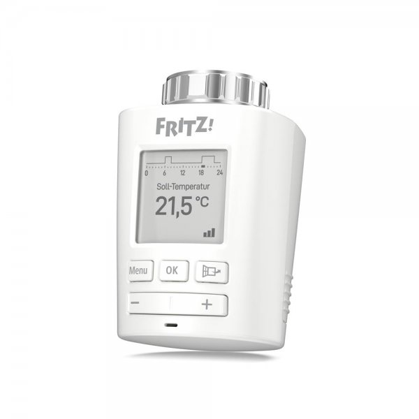AVM FRITZ!DECT 301 Intelligenter Heizkörperregler Heimnetz Heizkörper Thermostat