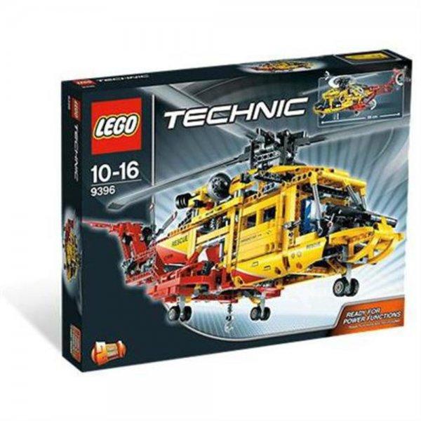 Lego Technic 9396 Großer Helikopter