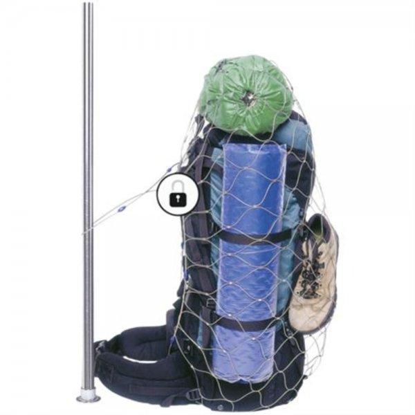 Pacsafe Travelsafe 120L Rucksack & Taschen Protector Anti-Diebstahl Schutz
