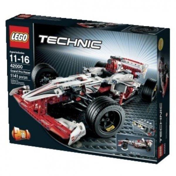 Lego 42000 Technic Grand Prix Racer