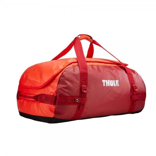 Thule Chasm 90L Roarange / Rot Seesack / Tasche /Rucksack