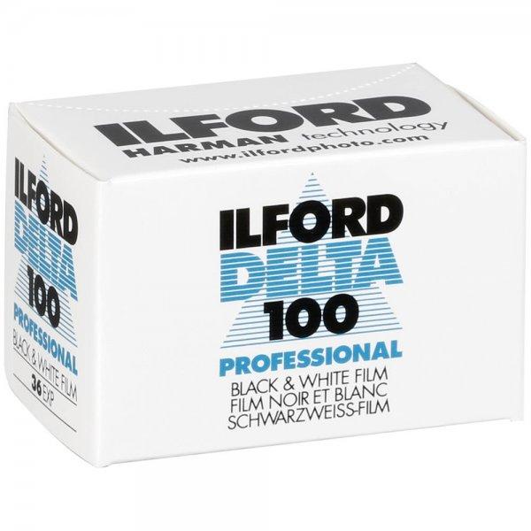 Ilford 1 Ilford 100 Delta 135/36 # HAR1780624