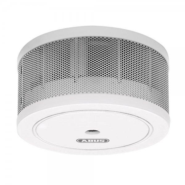 ABUS Mini-Rauchwarnmelder GRWM30600 Reflexionsmelder Kabellos Weiß Rauchmelder