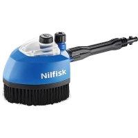 Nilfisk Original 128470456 Multibürste für die Fahrzeugreinigung mit Auto Bürste