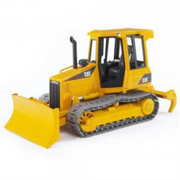 Bruder CAT-Kettendozer, originalgetreuer Traktor, Spielzeugauto, Modellauto, NEU