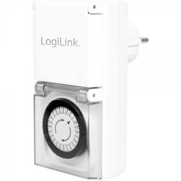 LogiLight Mechanische Zeitschaltuhr, IP44 ® # ET0006