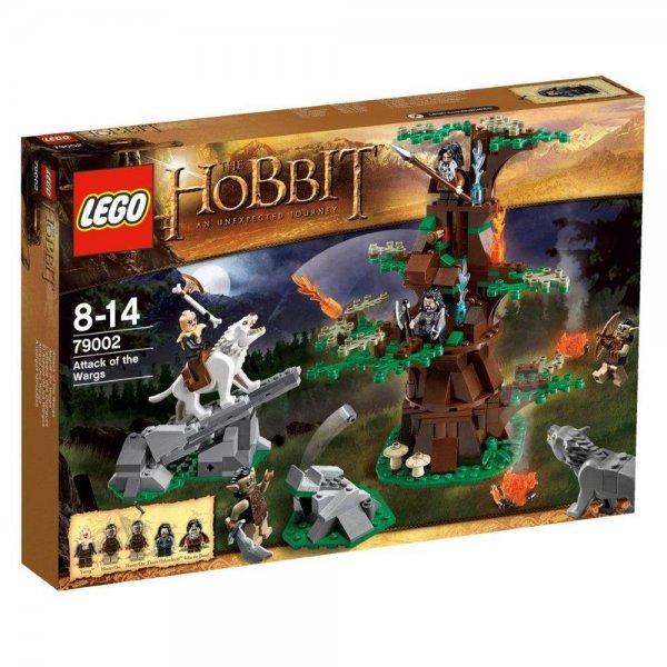 Lego 79002 - The Hobbit - Angriff der Wargs