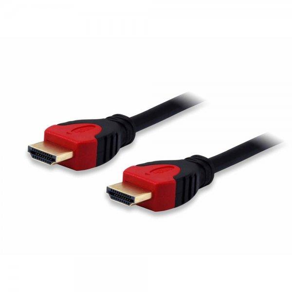 equip High Speed HDMI 2.0 Kabel 2 m 28AWG Videokabel HDMI Typ-A auf HDMI Typ-A
