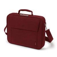 "Dicota Multi BASE 14""-15,6"" Notebooktasche rot 39,6 cm Laptop Tasche"