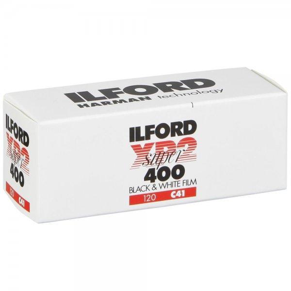 Ilford 1 Ilford XP-2 Super 120 # HAR1839649