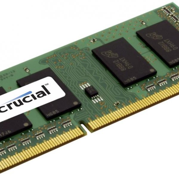 Crucial 4GB DDR3 1600 MT/s PC3-12800 / SODIMM 204pin CL11