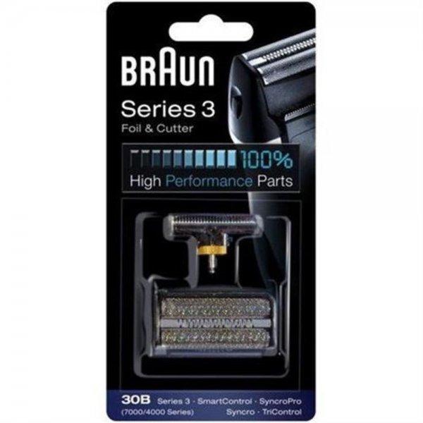 Braun Kombipack 30B für Series 3 / 7000 / 4000