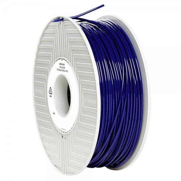 Verbatim 3D Printer Filament PLA 2,85 mm 1 kg blau / blue