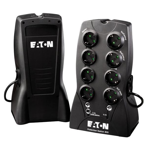 Eaton Protection Station 800 DIN USV Überspannungsschutz Mehrfachsteckdose