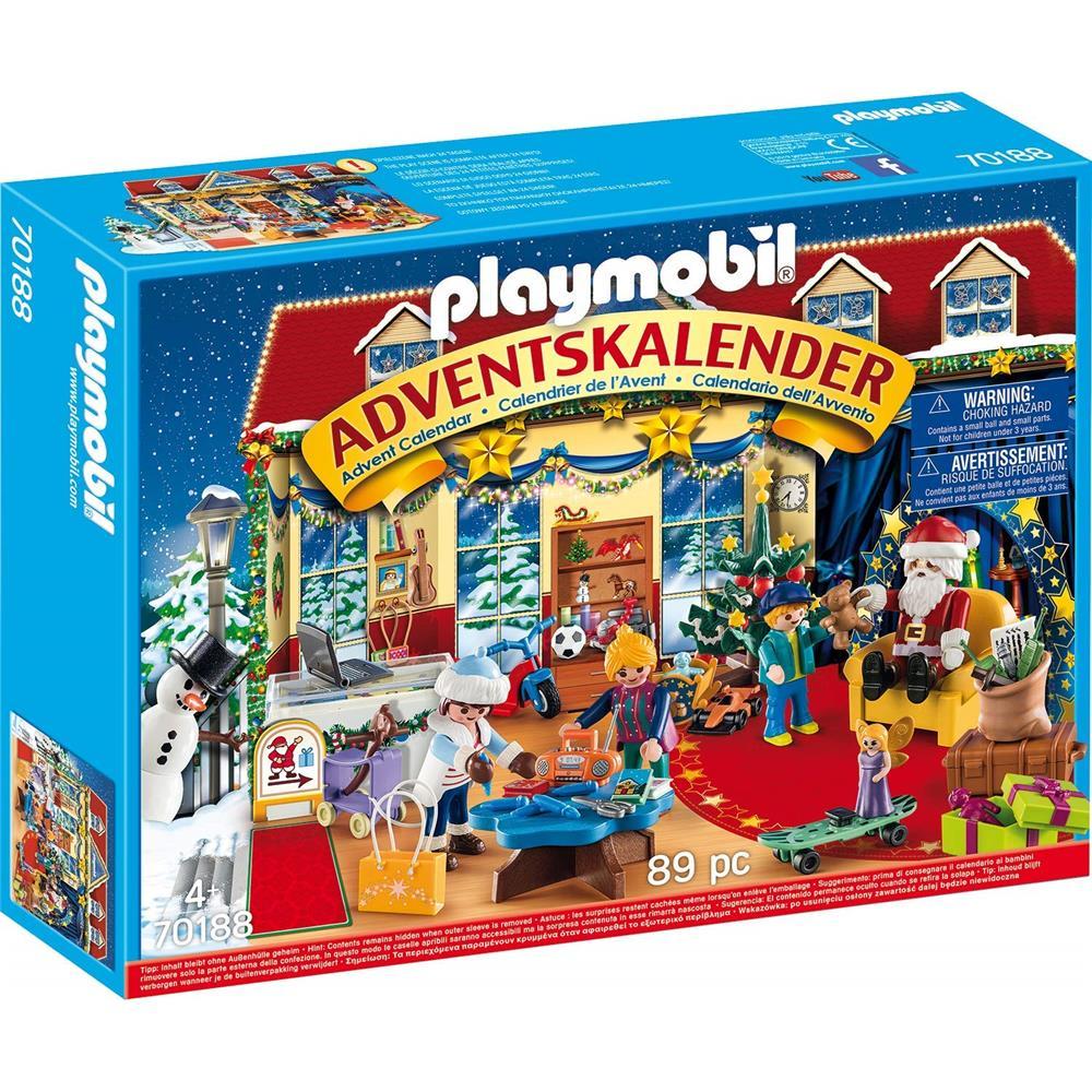 playmobil 70188 adventskalender weihnachten