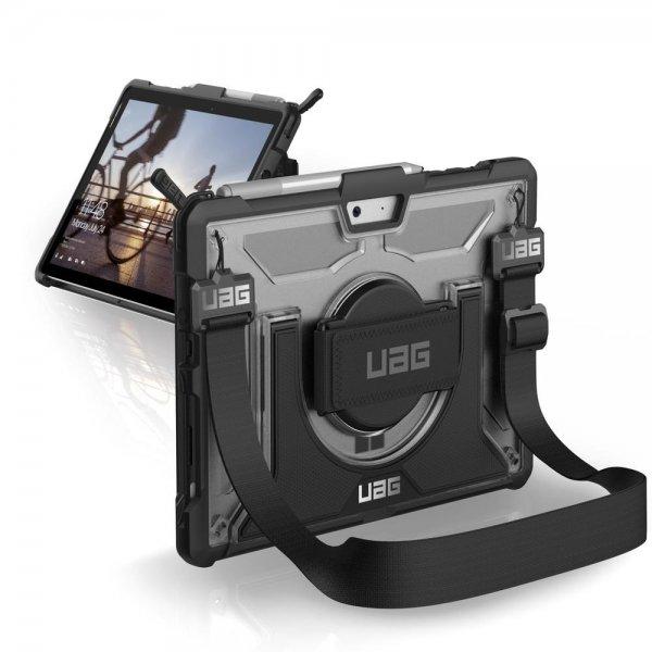 Urban Armor Gear Plasma Case | Microsoft Surface Go | ice (transparent)