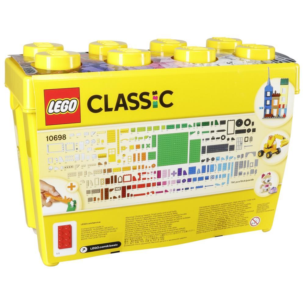 LEGO® Classic 10698 - LEGO® Große Bausteine-Box, 790 Teile